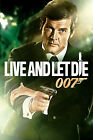 Live and Let Die 4 Movie Poster Canvas Picture Art Print Premium Quality A0- A4 £10.49 GBP on eBay