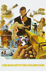 The Man with the Golden Gun 3 Movie Poster Canvas Picture Art Print  A0- A4 £2.49 GBP on eBay