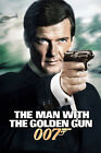 The Man with the Golden Gun 5 Movie Poster Canvas Picture Art Print  A0- A4 £2.49 GBP on eBay