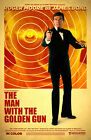 The Man with the Golden Gun 5 Movie Poster Canvas Picture Art Print  A0- A4 £10.49 GBP on eBay