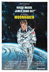 Moonraker 5 Movie Poster Canvas Picture Art Print Premium Quality A0 - A4 £2.49 GBP on eBay
