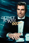 Licence to Kill 4 Movie Poster Canvas Picture Art Print Premium Quality A0 - A4 £2.49 GBP on eBay