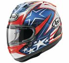 ARAI CORSAIR-X NICKY-7 MOTORCYCLE HELMET - PICK SIZE