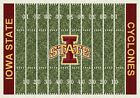 Iowa State Cyclones Milliken NCAA Home Field Indoor Area Rug