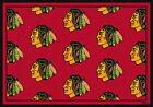 Chicago Blackhawks Milliken NHL Team Repeat Indoor Area Rug $109.0 USD on eBay
