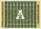Appalachian State Mountaineers NCAA Home Field Area Rug