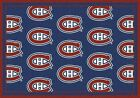 Montreal Canadiens Milliken NHL Team Repeat Indoor Area Rug $109.0 USD on eBay