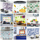 kitchen wall decor - Kitchen Oilproof Removable Cute Wall Stickers Mural Art Decor Home Decal DIY New