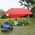 Waterproof Sunshade Rain Tarp Shelter Awning Camping Beach Tent Shelter Cover