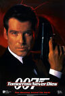 Tomorrow Never Dies 6 Movie Poster Canvas Picture Art Print Premium A0 - A4 £10.49 GBP on eBay