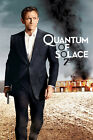 Quantum of Solace 2 Movie Poster Canvas Picture Art Print Premium A0 - A4 £15.66 GBP on eBay