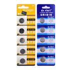 Coin Cell Button Batteries 3V For Watch CR2032 CR2330 CR2430 5pcs CR2025 CR2430