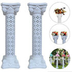 2/4Pcs Vintage Display Pillar Wedding Flower Stand Plant Lamp Plinth Pedestal UK