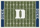 Duke Blue Devils NCAA Home Field Indoor Area Rug