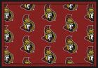 Ottawa Senators Milliken NHL Team Repeat Indoor Area Rug $109.0 USD on eBay