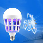 1x LED Mosquito Killer Light Bulb Bird Cage Mosquito Lamp Lighting Bulbs Running