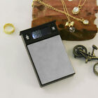 Poker Shape Fashion Digital LCD Display Portable Electronic Jewelry Scales~PN