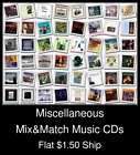 what is a optical disc drive - Miscellaneous(3) - Mix&Match Music CDs U Pick *NO CASE DISC ONLY*