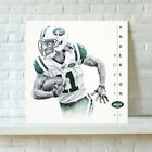 HD Print New York Jets Robby Anderson Oil Painting Art on Canvas Unframed $14.0 USD on eBay