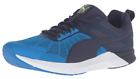 PUMA Men's Propel Cross-trainer Shoe Electric Blue Safety Yellow Red Blast