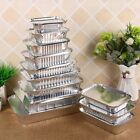 no aluminum foil - Aluminum Foil Trays BBQ Disposable Food Container Baking Pan With Lids