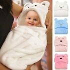 Kyпить Newborn Swaddle Blanket Cocoon Sleeping Bag Infant Baby Boys Girls Wrap Blanket на еВаy.соm