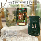 the island of dolls story - DIY Handcraft Miniature Project Kit Dolls Forest Snow Ocean Story Box Theatre F1