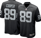 Nike Amari Cooper Oakland Raiders #89 NFL On Field Home Jersey $75 Youth Large $24.09 USD on eBay