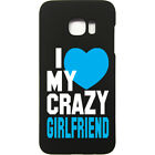 I Love My Crazy Boy/girl Friend Print Couple Phone Cases for Iphone Samsung - Best Reviews Guide