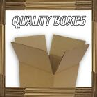 QUALITY SINGLE WALL - POSTAL MAILING CARDBOARD CARTONS BOXES