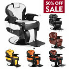 Professional Recline Hydraulic Barber Chair Salon Beauty Shampoo Hair Equipment