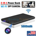 Power Bank Spy Hidden Camera Night Vision HD 1080P DVR WIFI Recorder 5000mAh $34.99 USD on eBay