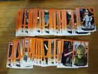 2018 Topps Star Wars Galactic Files Orange Parallel Pick Your Card $0.99 USD on eBay