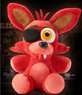 "FNAF Five Nights at Freddy's Plush Stuffed Toy 6"" Plush Bear Foxy Bonnie chica"