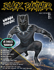 Внешний вид - Black Panther Costume Cosplay Adult Suit Plus Mask Jumpsuit Avengers 3