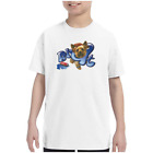 Youth Kids T-shirt Brat Dog Puppy k-688