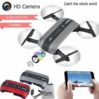 Pocket MINI Selfie Foldable Drone Camera WIFI FPV RC Quadcopter Altitude Hold