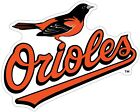 Baltimore Orioles MLB Color Die Cut Vinyl Decal Sticker - You Choose Size on Ebay