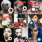 Hot Eye Color Contacts Lenses Halloween Party Cosplay Vampire Colored Lens Bello