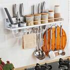 "Внешний вид - 15.7""/19.6""/23.6""Hanging Multi-functional Aluminum Kitchen Wall RackWall Shelf"