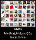 Styles(1) - Mix&Match Music CDs U Pick *NO CASE DISC ONLY*