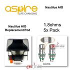 Aspire® Nautilus AIO Kit NEW - Coils - POD