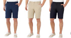 Greg Norman Mens Ultimate Travel Short Select Color & Sizes NWT