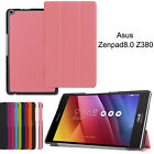 Slim Lightweight Smart Shell Stand Cover For ASUS ZenPad 8.0 Z380KL/KNL Case