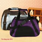 Pet Carrier Soft Sided Medium Cat / Dog Comfort Travel Bag Airline Approved M