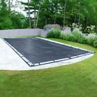 Pool Cover Black Mesh Tarp - 75% Shade  Free Priority Shipping