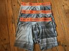 3 Under Armour Boxer Briefs Medium 6 Inch 1293960 Underwear