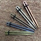Durable Titanium Alloy Mini Tweezers Tool Trumpet Outdoor Travel Home Tools 1Pcs