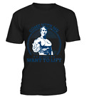Arnold Schwarzenegger Come With Me If You Want To Lift T Shirt & Tank Top Men Wo