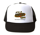 Trucker Hat Cap Foam Mesh It's A Paramedic Thing You Wouldn't Understand